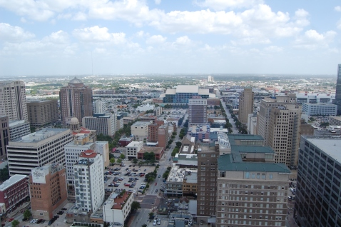 The first session of the COR Leadership Retreat was held at Avalon Advisors on the 30th floor of a building in downtown Houston.