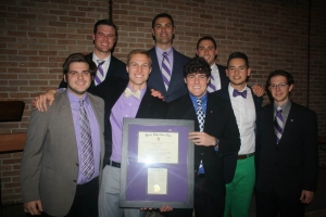 LSU 13 Officers Charter