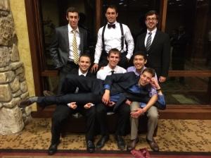 I love my KU officers like frat guys love bowties.