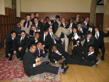 Yale Chapter silly